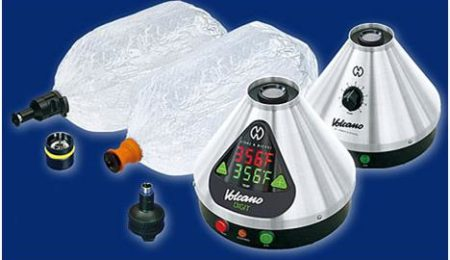 Advantages of the Unique Volcano Vaporizer