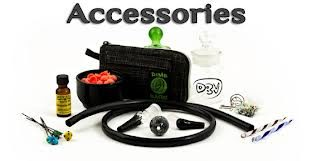 Get hold of the Accessories for your Vaporizer