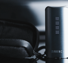 Review of DaVinci Vaporizers from Organicix, LLC